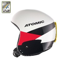 ★ATOMIC〔アトミック スキーヘルメット〕<2017>REDSTER WC〔レッドスター WC〕White 【送料無料】〔z〕