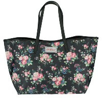 Cath Kidston キャスキッドソン トートバッグ 538374 LEATHER TRIM TOTE LARGE