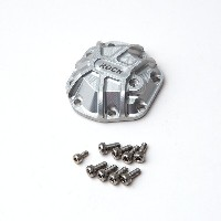 3D Machined Differential Cover (Silver) for R1 Axle GM30011 ラジコンパーツ ラジコンカー スペア オプション カスタム 部品 オリジナル...