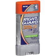 Right Guard Total Defense 5 Power Gel, Antiperspirant & Deodorant,Fresh Blast 4 oz (113 g) ライトガード...