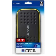 【PS Vita】タフポーチ for Playstation(R)Vita BLACK × YELLOW 【税込】 ホリ [PSV-149]【返品種別B】【RCP】