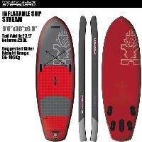 "SUP インフレータブル SUP 9'6""x36"" ストリーム スターボード STARBOARD 2016 INFLATABLE SUP STREAMS.U.P スタンドアップパドル..."