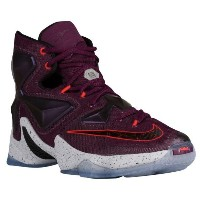 "Nike LeBron XIII 13 ""Written In The Stars""メンズ Mulberry/Black/Pure Platinum/Vivid Purple ナイキ バッシュ..."