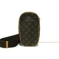 LOUIS VUITTON(ルイヴィトン)/ポシェット・ガンジュ ウエストバッグ/ウエストバッグ/モノグラム/モノグラム/(M51870)...