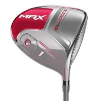 Cobra Golf Women's MAX Driver コブラゴルフ レディス マックス ドライバー MAX-Matrix White Tie 45X4 Graphite