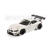 1/18scale ミニチャンプス MINICHAMPS BMW Z4 GT3 2012 White