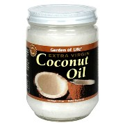 Garden of Life Extra Virgin Coconut Oil (473ml (16fl oz), 100% Organic) 海外直送品