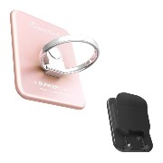 BUNKER RING Multi Holder Pack【車載ホルダー付】バンカーリング iPhone/Galaxy/Xperia/スマートフォン・タブレットPCを指1...