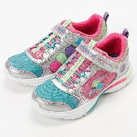 LITE KICKS II - GAMER GIRL/スケッチャーズ(キッズ)(SKECHERS)【SPORTS1011】