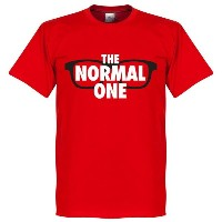 ★SALE★セール★RE-TAKE(リテイク) リバプール The Normal One Tシャツ(レッド)【サッカー サポーター グッズ Tシャツ】
