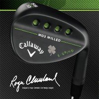 Callaway Limited Edition MD3 Milled Shamrock Wedges【ゴルフ ゴルフクラブ>ウェッジ】