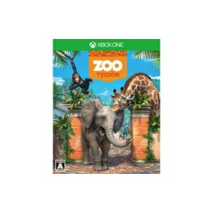 【送料無料】 Game Soft (Xbox One) / Zoo Tycoon 【GAME】