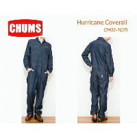 CHUMS チャムス CH03-1025<Hurricane Coverall ハリケーンカバーオール >※取り寄せ品