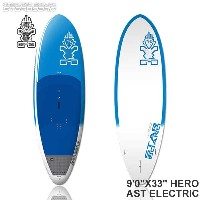 2016 STARBOARD 9'0X33 HERO AST ELECTRIC スターボード ヒーロー SUP パドルボード お取り寄せ商品