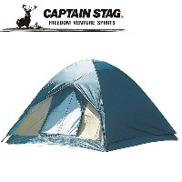 ☆CAPTAIN STAG キャプテンスタッグ クレセント3人用ドームテント M3105