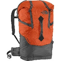(取寄)ノースフェイス シンダー 40 バックパック The North Face Cinder 40 Backpack Papaya Orange/Asphalt Grey