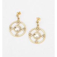 House of Harlow 1960/ The Foue Elements Drop Earrings【ナノ・ユニバース/nano・universe】