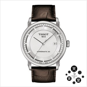 TISSOT T-CLASSIC ティソ TISSOT LUXURY AUTOMATIC T0864071603100