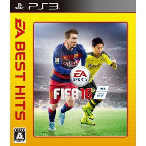EA BEST HITS FIFA 16[PS3] / ゲーム