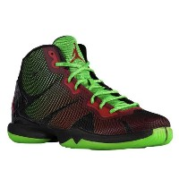 "Jordan Super.Fly 4 ""Marvin the Martian""メンズ Black/Green Pulse/Infrared 23/Gym Red ジョーダン バッシュ スーパーフライ4"