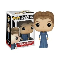 POP! スター・ウォーズ/フォースの覚醒 レイア・オーガナ- Star Wars Series: Star Wars The Force Awakens - Leia Organa