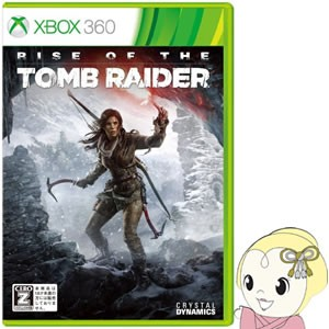 【Xbox 360用ソフト】【Z指定】 Rise of the Tomb Raider PD7-00023【smtb-k】【ky】【KK9N0D18P】