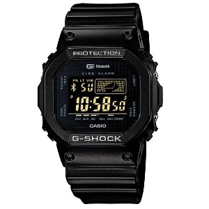 【エントリーで全品P5倍 4/23 10:00~4/26 9:59】GB5600B1BJF カシオ 腕時計 G-SHOCK Bluetooth Low Energy Technology GB...