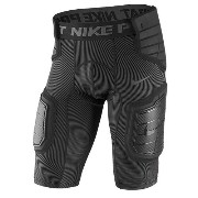 ナイキ NIKE HYPERSTRONG HARD PLATE GIRDLE GFX MENS メンズ BLACK 黒・ブラック BLACK 黒・ブラック DARK GREY GRAY灰色・グレイ...