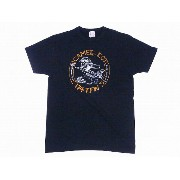 Buzz Rickson's[バズリクソンズ] Tシャツ BR77362 174th TAC. FTR. WING (BLACK)
