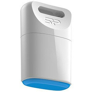 SPJ USB2.0メモリ「Mac/Win/Linux」Touch T06(4GB) SP004GBUF2T06V1W (ホワイト)