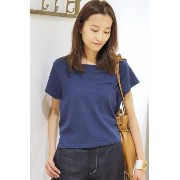 RE/DONE 1950s BOXY TEE◆【エディット フォー ルル/EDIT.FOR LULU Tシャツ・カットソー】