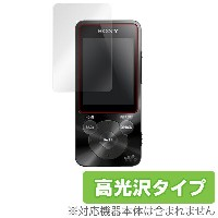 OverLay Brilliant for ウォークマン NW-S10/NW-S10Kシリーズ 【ポストイン指定商品】 液晶 保護 フィルム シート シール ...