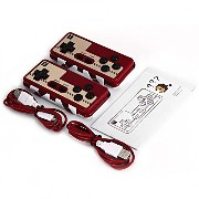 【FC30 2セット / 日本語説明書付】GAME CONTROLLER 8BITDO Wireless Bluetooth搭載( iOS / Android Gamepad - PC Mac Linux / iPhone / Android...