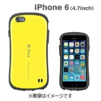 HAMEE iPhone6用 iface First Classケース IP6IFACEFIRST47YE (イエロー)
