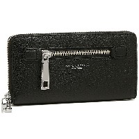 マークジェイコブス 財布 MARC JACOBS M0008449 001 GOTHAM CITY STANDARD CONTINENTAL WALLET 長財布 BLACK