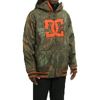 ディーシー DC Shoes メンズ スノーボード ウェア【DC Shoes Spectrum Snowboard Jacket - Waterproof】Camo Lodge