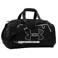 Under Armour Undeniable Large Duffel II Black/Black/White アンダーアーマー ダッフルバッグ