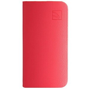 "iPhone6用 「TUCANO」 LIBRO booklet case Red 「TUCANO」LIBRO booklet case for iPhone 6 4.7"" Red (Red)..."