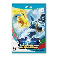 WiiU ポッ拳 POKKEN TOURNAMENT