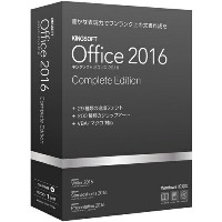 キングソフト KINGSOFT Office 2016 Complete Edition Win&Android