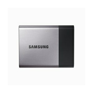 SAMSUNG Portable SSD T3 MU-PT1T0B/IT (USB 3.1 Type-C接続 ポータブルSSD 1TB)