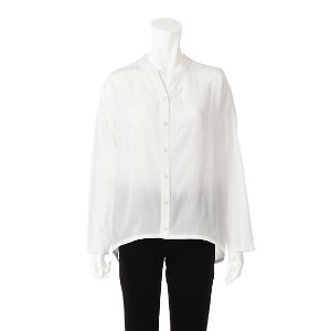 【SALE(伊勢丹)】<T.G.I.F. READY FOR THE WEEKEND.> ブラウス(ZMT154BL089) White レディースウエア~~その他トップス