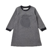 【SALE(三越)】<TOKYO DRESSxReady for the Weekend> プリントワンピース グレー キッズファッション~~ワンピース