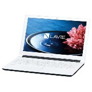 NEC ノートパソコン LAVIE Note Standard NS100/E1W PC-NS100E1W [液晶サイズ:15.6インチ CPU:Celeron Dual-Core 3855U(Skylake)/1.6GHz/2...