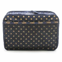 【40%OFF】LeSportsac 1436-D821 機能ポーチ/旅行/海外 Small Packing Pouch(スモールパッキングポーチ)Sun Multi Navy/レスポートサック...
