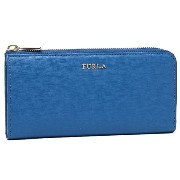 フルラ 財布 FURLA 826444 PN07 B30 BTT バビロン BABYLON XL ZIP AROUND L 長財布 BLUETTE