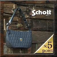 【Schott】PADDED BANANA BAG(3169006) Men`s □ 05P01Oct16