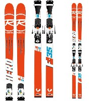 16-17 ロシニョール ROSSIGNOLHERO FIS GS FACTORY (R21 WC)ROCKERFLEX White Icon195cm(金具付き)☆R35祭り☆