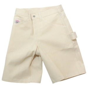 Pointer(ポインター)PAINTER SHORTS Natural ワークショーツ
