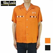 KingLouie(キングルイ)東洋エンタープライズボーリングシャツKing Louie By Holiday ARGYLE LATE 50's STYLE S/S BOWLING SHIRTS...